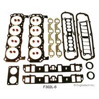 86-91 Ford 5.0L OHV V8 16V Gasket Set