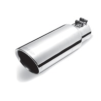Gibson Performance 500433 Polished Stainless Steel Exhaust Tip
