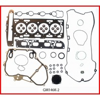 11-11 Chevrolet Chevy 2.4L L4 Gasket Set