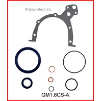 99-02 Daewoo 1.6L DOHC L4 16V Ecotec Lower Gasket Set