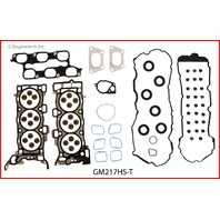 14-14 Chevrolet Chevy 3.6L V6 Naturally Aspirated Head Gasket Set