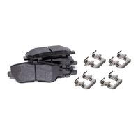 HAWK BRAKE Performance Street Brake Pads (4) P/N - HB774Z.650