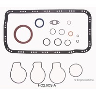 94-00 Honda 1.6L B16A2,3 Lower Gasket Set