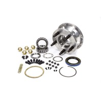 HOWE Hub and Kit 5x5 8 Bolt Aluminum P/N - 205100