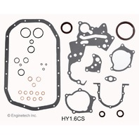 92-95 Fits Hyundai 1.8L G4CN Lower Gasket Set