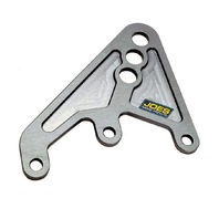 JOES RACING PRODUCTS 3rd Link Mount Aluminum 3-Hole Lay Back Pair P/N - 12150