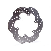 JOES RACING PRODUCTS Brake Rotor Rear Steel 9-1/2in Dia. Mini Sprint P/N - 25796