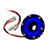 KC HILITES 2in Mini Accessory Light LED Blue - Cyclone Light P/N - 1354