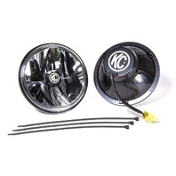 KC HILITES Headlight Gravity LED 7in DOT H4 P/N - 42361