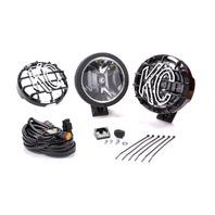 KC HILITES LED Light 6in Pro Sport Gravity G6 KIt Spot Beam P/N - 643