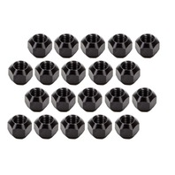 KLUHSMAN RACING PRODUCTS Lugnut 20Pk 5/8-11 Alum Double Angle P/N - KRC-8201