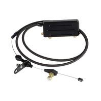Lokar XKD-2400HT Midnight Series Stainless Steel Hi-Tech Kickdown Kit
