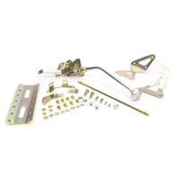 LOKAR 12in 700-R4 Shifter w/ Brushed Alum. Mush. Knob P/N - ATS6700CM