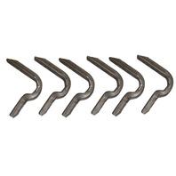 Lund 300067 EZ Bracket Mount Kit Fits 07-17 Sierra 1500 Silverado 1500
