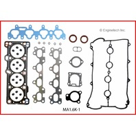 91-91 Ford 1.6L DOHC L4 16V Turbo Gasket Set