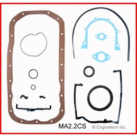 88-92 Mazda CAR 2.2L Naturally Aspirated F2 Lower Gasket Set