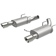 MAGNAFLOW PERF EXHAUST 11- Mustang 5.0L Cat Back Exhaust System P/N - 15151