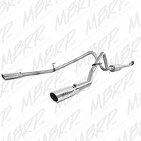 MBRP Exhaust S5214AL Installer Series Cat Back Exhaust System Fits 09-10 F-150