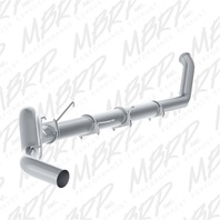 MBRP Exhaust S61140PLM PLM Series Turbo Back Exhaust System