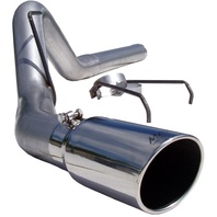 MBRP Exhaust S6120AL Installer Series Filter Back Exhaust System