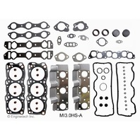 88-90 Mitsubishi 3.0L 6G72 Head Gasket Set