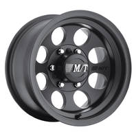 MICKEY THOMPSON 17x9 Classic III Wheel 6x5.5BC 4-1/2BS Black P/N - 90000001796