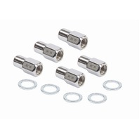 MR. GASKET 1/2in Comp. Lug Nuts  P/N - 4301G