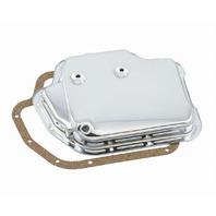 MR. GASKET TH400 Chrome Trans Pan  P/N - 9762