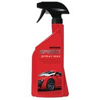 MOTHERS Speed Spray Wax 24oz.  P/N - 15724