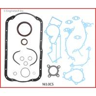 88-89 Fits Nissan 3.0L VG30E,VG30i Lower Gasket Set