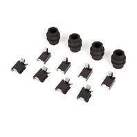 Omix-Ada 16746.05 Disc Brake Pad Spring Kit Fits 07-17 Liberty Wrangler (JK)