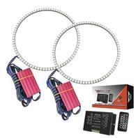 ORACLE LIGHTING 18-   Jeep Wrangler JL LED Headlight Halo Kit P/N -1214-333