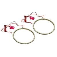 ORACLE LIGHTING 07-   Wrangler LED Head Light Halo Kit White P/N - 3943-001