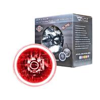 ORACLE LIGHTING 5.75in Sealed Beam Red  P/N - 6904-003