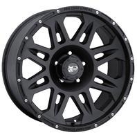 Pro Comp Alloy 7005-7883 Xtreme Alloys Series 7005 Black Finish
