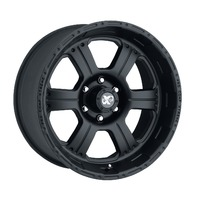 Pro Comp Alloy 7089-7873 Xtreme Alloys Series 7089 Black Finish