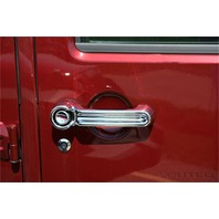 Putco 401046 Door Handle Cover Fits 07-17 Nitro Wrangler (JK)