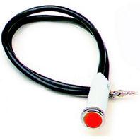 PAINLESS WIRING 5/16in Red Dash Light  P/N - 80204