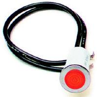 PAINLESS WIRING 1/2in Red Dash Light  P/N - 80209