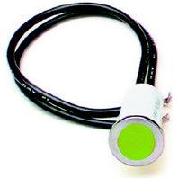 PAINLESS WIRING 1/2in Green Dash Light  P/N - 80210