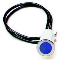 PAINLESS WIRING 1/2in Blue Dash Light  P/N - 80211
