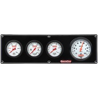 QUICKCAR RACING PRODUCTS Extreme 3-1 OP/WT/FP w/ 3in Tach P/N - 61-77423