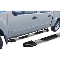 Rampage 14190 Xtremeline 6 in. Oval Step Bar Cab Length