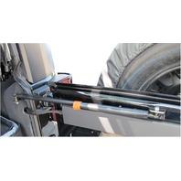 Rampage 86618 Heavy Duty Gas Strut Stabilizer Fits 07-10 Wrangler (JK)