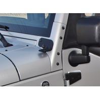 Rampage 86692 Windshield Hinge Light Bracket Fits 07-16 Wrangler (JK)