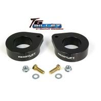 ReadyLift T6-6091K T6 Billet Front Leveling Kit Fits 07-15 Wrangler (JK)