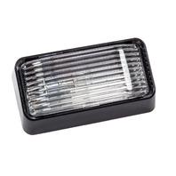 REESE Porch Light #78 Clear w/ Black Base P/N - 30-78-522