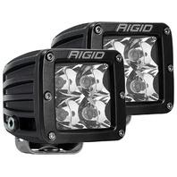 RIGID INDUSTRIES LED Light Pair Dually - Spot Pattern P/N - 202213