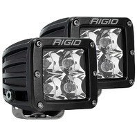 RIGID INDUSTRIES LED Light Pair Dually Series Spot Pattern P/N - 202223