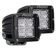 RIGID INDUSTRIES LED Light Pair Dually-Diffused Pattern P/N - 202513